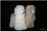 Alpaca Standing Figurines-Short Fur