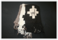 Scarves-Knitted Native Alpaca