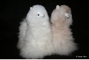 Alpaca Standing Figurines-Long Fur