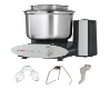 Bosch Black Universal Mixer with Stainless Steel Bowl