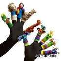 Toy- Finger Puppet