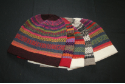 Alpaca Colorful Stripped Hats