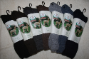 Alpaca Outdoor Socks for Gentlemen